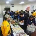 2月6日(月)うんめえもん市 横浜市役所本庁舎